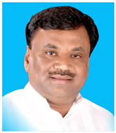 Hon'ble Shri. Sarjerao Mohanrao More